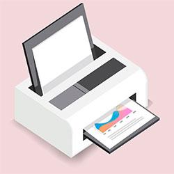 نحوه چاپ در اکسل
