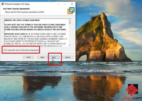 آموزش نصب ویندوز روی vmware