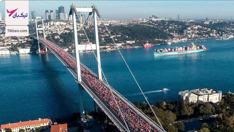 ارزان ترین بلیط تبریز به استانبول را آنلاین بخرید